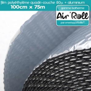 Rouleau De Film Bulle D 39 Air Isotherme 100cm X 75m