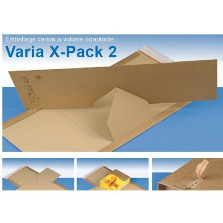 Varia X-Pack 2  format 250x191x85 mm