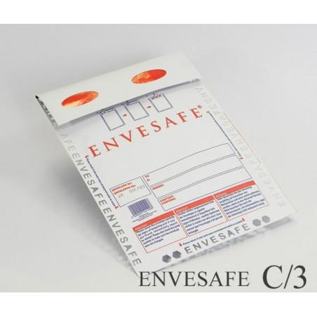 Enveloppes à bulles ENVESAFE® C/3 format 140x215 mm