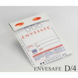 Enveloppes à bulles ENVESAFE® D/4 format 170x265 mm