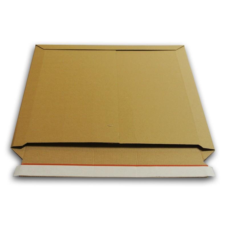 Enveloppe carton album photo format 400x400 mm
