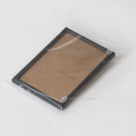Sachets plastiques SANS fermeture 160x250mm épaisseur solide 100µ