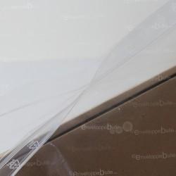 Sachets plastiques à fermeture ZIP 160x220mm standard 50µ