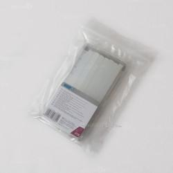 Sachets plastiques à fermeture ZIP 180x250mm  très résistants 90µ