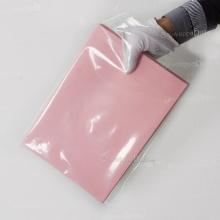 Sachets plastiques à fermeture ZIP 250x350mm  très résistants 90µ