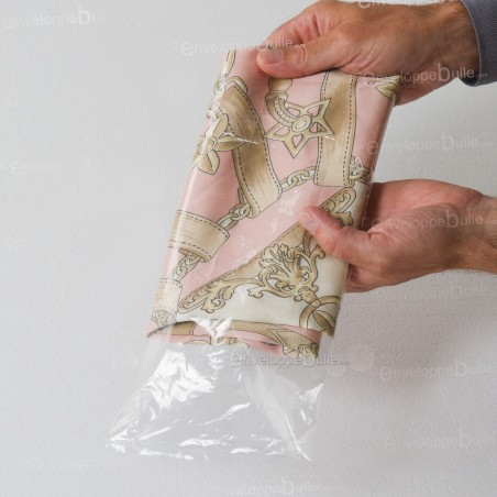 Sachets plastiques SANS fermeture 150x300mm épaisseur fine 25µ