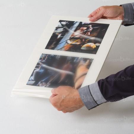 Sachets plastiques SANS fermeture 300x400mm épaisseur standard 50µ