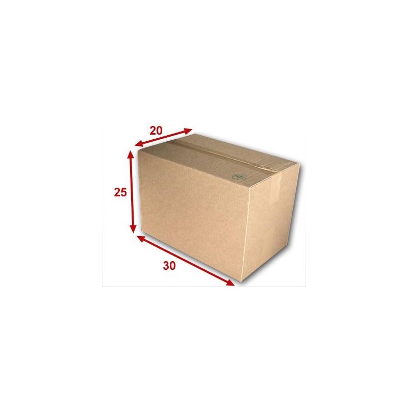 Boîte carton (N°32) format 300x250x200 mm