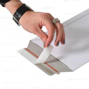 Enveloppe carton B-Box 6 BLANC format 292x374 mm