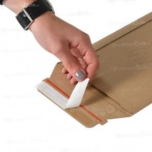 Enveloppe carton WellBox 1 format 167x270 mm