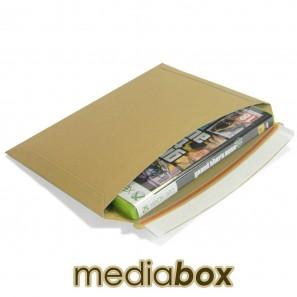 enveloppe carton media box compatible lettre suivie lettre max la poste. Black Bedroom Furniture Sets. Home Design Ideas