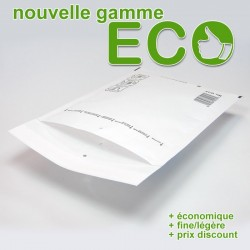 Enveloppes à bulles ECO H/8 format 270x360 mm
