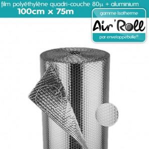 rouleau de papier bulle cool tle aluminium perfore anodis. Black Bedroom Furniture Sets. Home Design Ideas