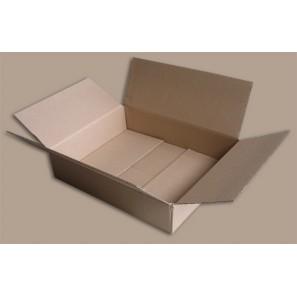 Boîte carton (N°52) format 400x300x80 mm
