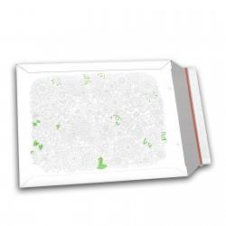 Enveloppe carton B-Box 4 imprimée COLORIAGE format 250x353 mm