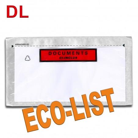 """Documents ci-inclus"" ECO-LIST DL"