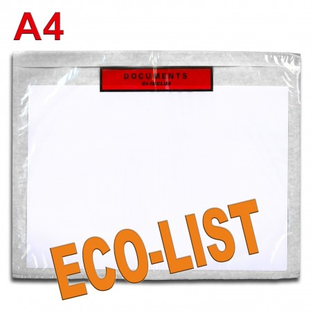 """Documents ci-inclus"" ECO-LIST A4"