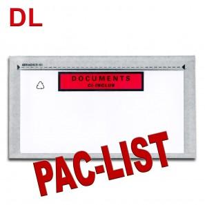 """""""Documents ci-inclus"""" PAC-LIST"""" DL"""