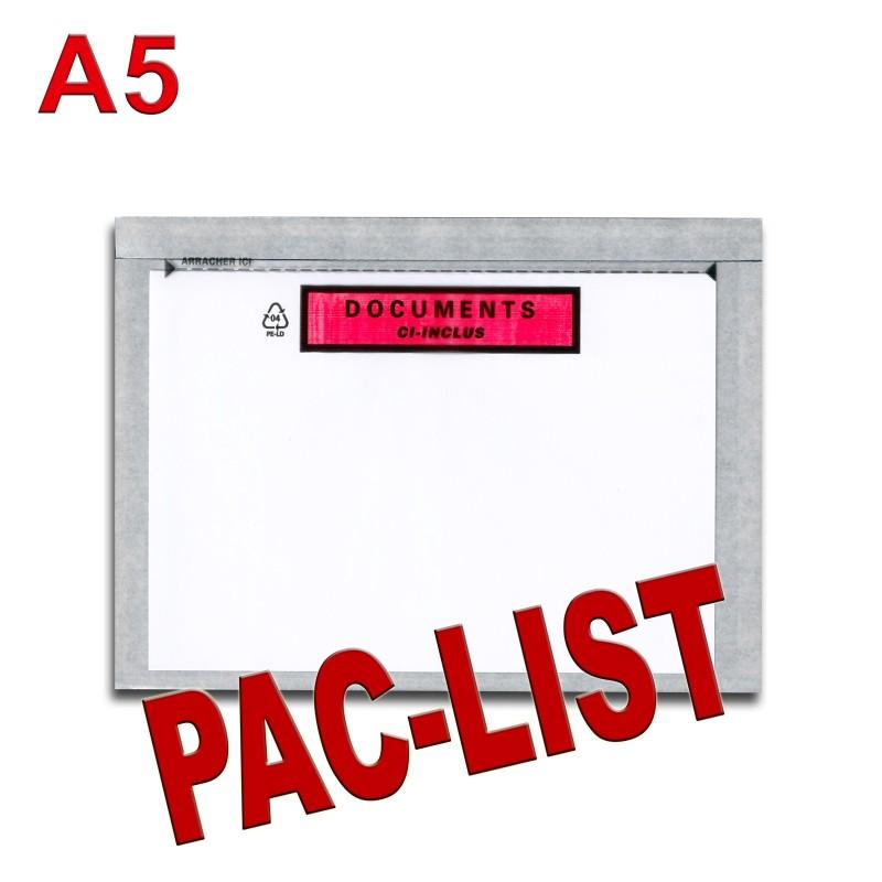 """Documents ci-inclus"" PAC-LIST"" A5"