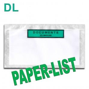"""""""Documents ci-inclus"""" PAPER-LIST"""" DL"""
