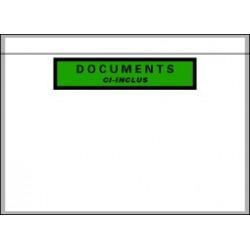 """""""Documents ci-inclus"""" PAPER-LIST"""" A5"""