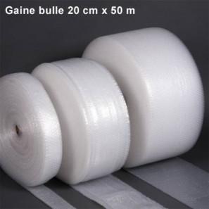 Gaine bulle d'air 20cm x 50m