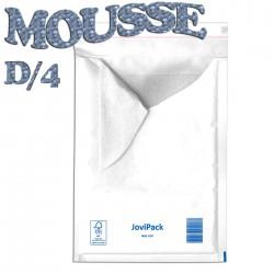 Enveloppes matelassées MOUSSE D/4 format 180x260 mm