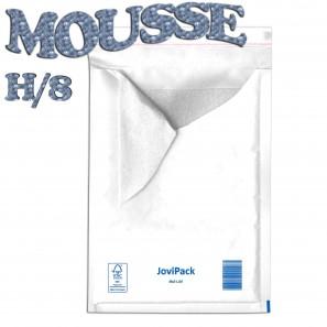 Enveloppes matelassées MOUSSE H/8 format 270x360 mm