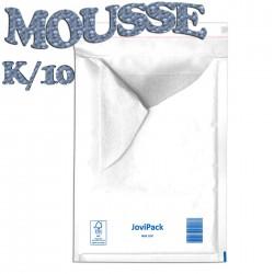 Enveloppes matelassées MOUSSE K/10 format 350x470 mm
