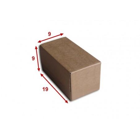 Boîte carton (N°6) format 190x90x90 mm