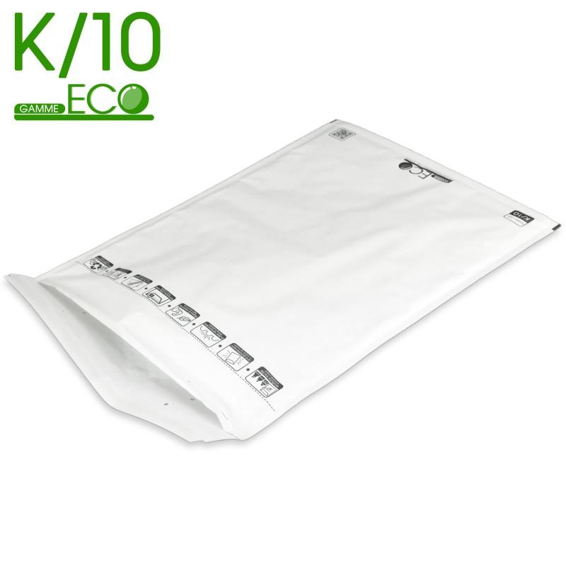 Enveloppes à bulles ECO K/10 format 345x470 mm