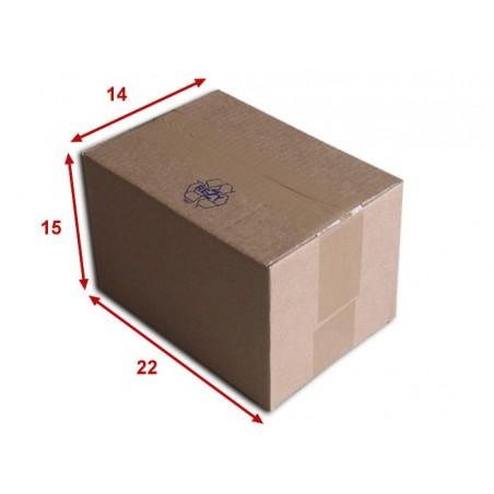 Boîte carton (N°16) format 220x150x140 mm
