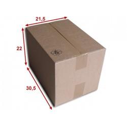 Boîte carton (N°37) format 305x215x220 mm