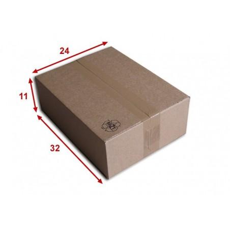 Boîte carton (N°39) format 320x240x110 mm