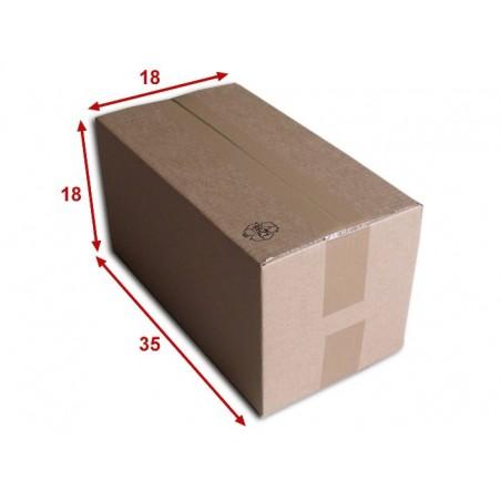 Boîte carton (N°44) format 350x180x180 mm