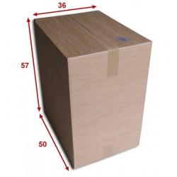Boîte carton (N°63) format 500x360x570 mm