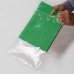 Sachets plastiques à fermeture ZIP 250x350mm standard 50µ