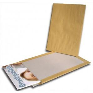 Enveloppe dos carton c4 format 229x324 mm for Enveloppe c4 avec fenetre