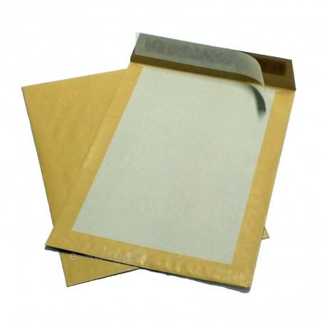 Enveloppe à dos carton C4 format 229x324 mm