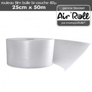 Rouleau De Film Bulle D 39 Air 25cm X 50m