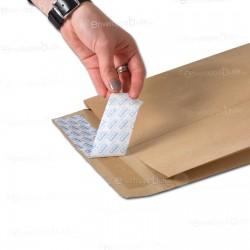 Enveloppes kraft à soufflets C4