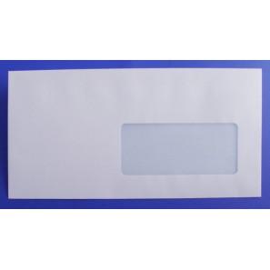 Enveloppes Blanches Dl Auto Adhésives à Fenêtre Enveloppebullecom