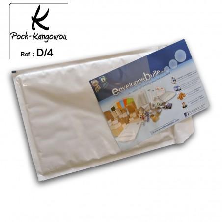 Enveloppes à bulles KANGOUROU type D/4