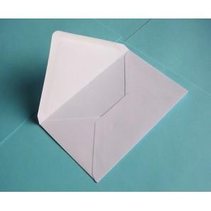 Enveloppes 90x140 mm spéciales cartes de visite