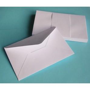 Enveloppes 90x140 Mm Speciales Cartes De Visite