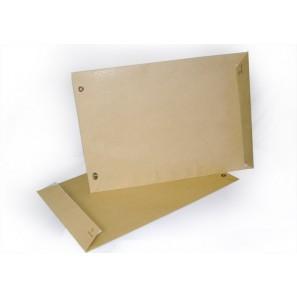 Enveloppes kraft brun c4 auto adh sives for Enveloppe sans fenetre