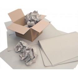 Feuilles de calage en papier 100% recyclé