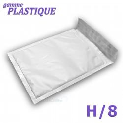 Enveloppes à bulles PLASTIQUE H/8 format 260x350 mm