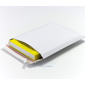 Enveloppe carton B-Box 7 BLANC format 320x455 mm