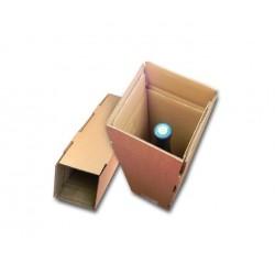 Carton spécial pour expédier 1 bouteille